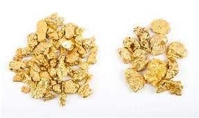 95 Grams of Alaskan Natural Gold Nuggets