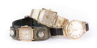 A Collection of Gent's Watches