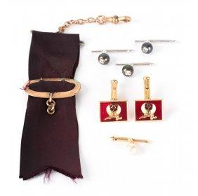 A Gentlemen's Selection Of Jewelry