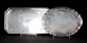 Gorham Sterling Silver Vanity Tray