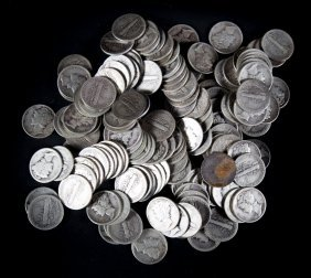 [us] 150 Mercury Dimes