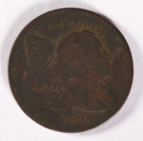 [us] 1796 Large Cent