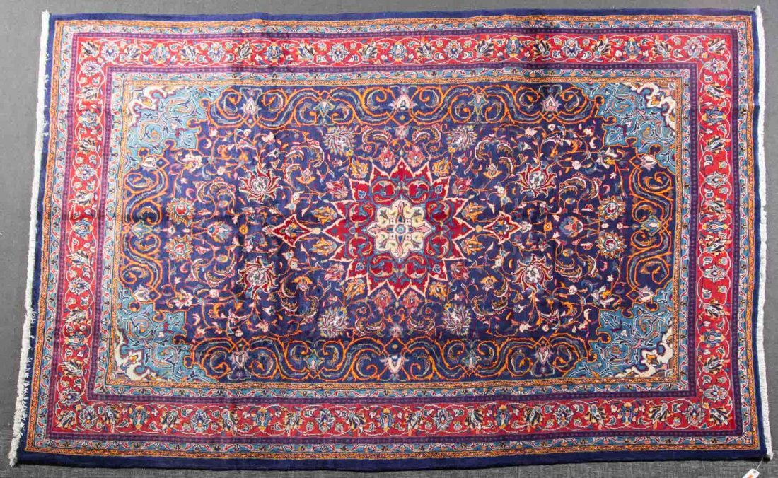 Persian Sarouk rug, approx. 7 x 10.5