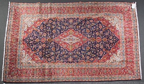 Persian Keshan carpet, approx. 7.11 x 12.6
