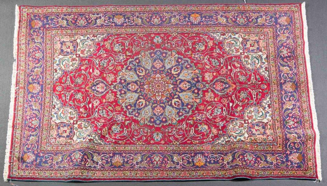 Persian Tabriz rug, approx. 6.8 x 9.10