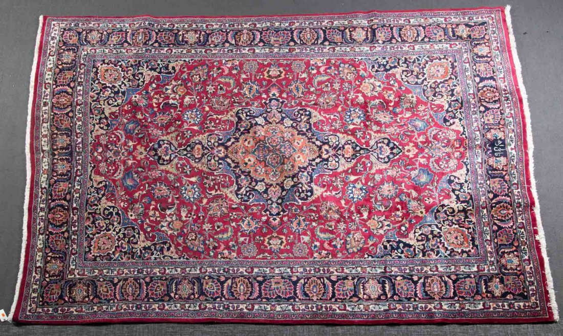 Persian Meshed rug, approx. 8.2 x 10.10