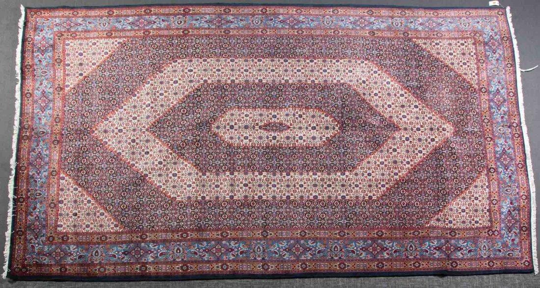Persian Moud carpet, approx. 8.2 x 12.10