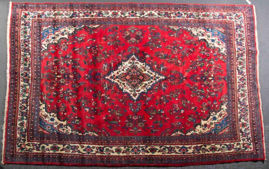 Persian Kaputrang carpet, approx. 8.6 x 11.8