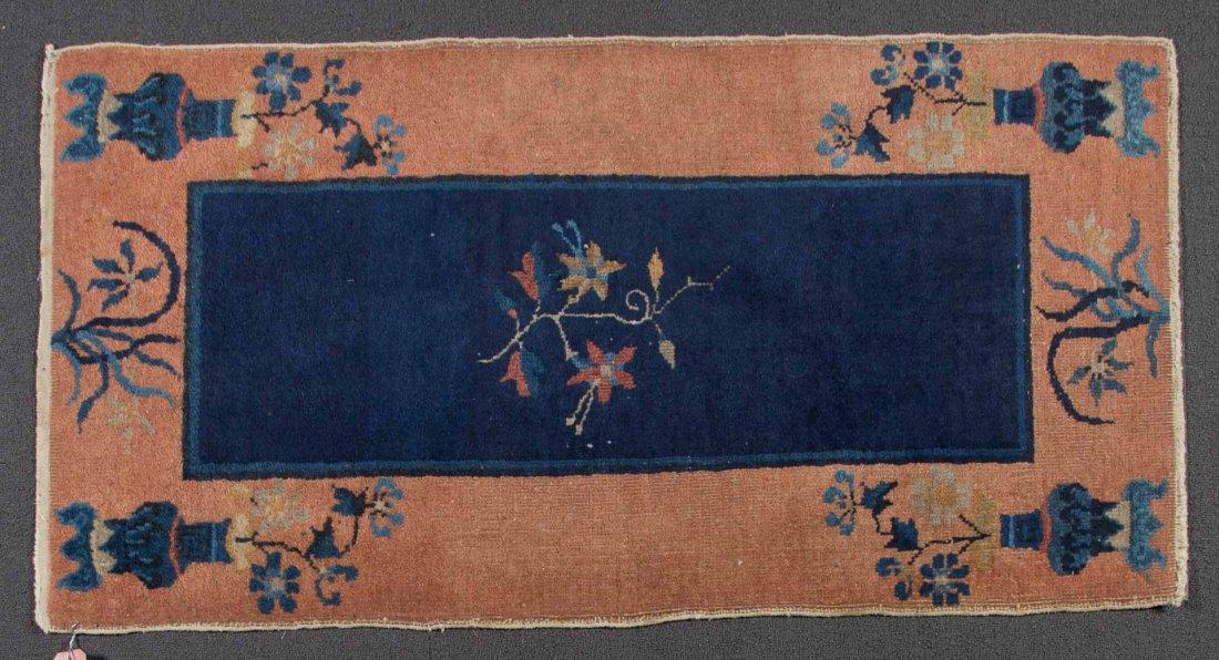 Antique Fette rug, approx. 2 x 4