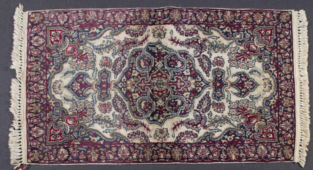 Kashmir rug, approx. 3 x 5