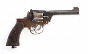 Webley Revolver, Cal. 38