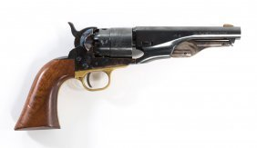 Pistol, Italian Black Powder