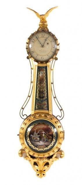 Clock, Banjo Elmer Stennes
