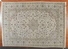 Persian Keshan carpet approx 96 x 133