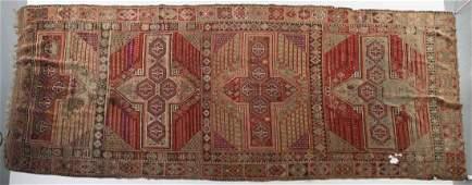 Antique Northwest Persian gallery rug