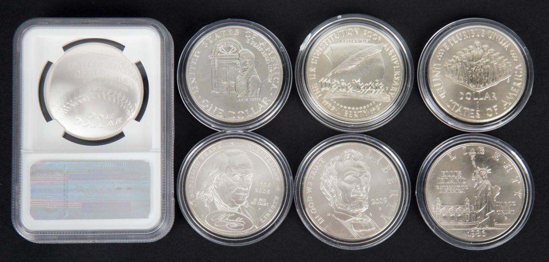 [US] Silver Dollar Commemoratives