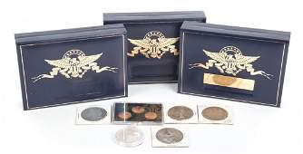 [US] 5 US Silver Dollars Plus