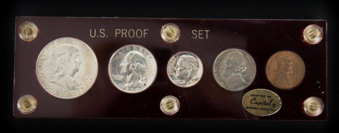 [US] 1950 US Proof Set