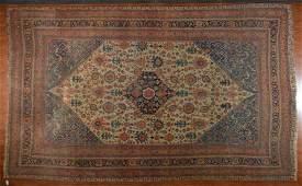 Antique Persian Bijar carpet approx 115 x 18