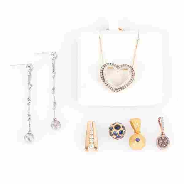 A Selection of Lady's Jewelry