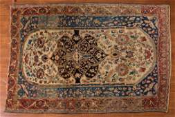 Antique Feraghan Sarouk rug, approx. 4.7 x 6.3