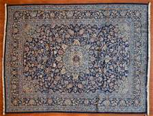 Persian Keshan carpet approx 83 x 113