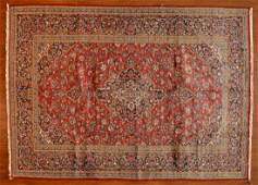 Persian Keshan carpet approx 86 x 118