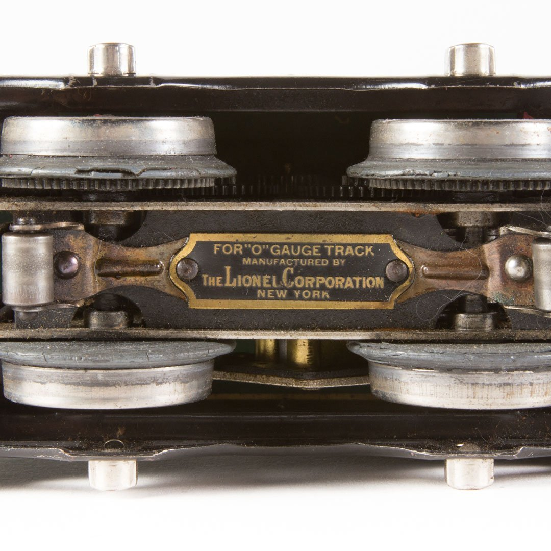 Lionel O gauge #253 electric engine - 3