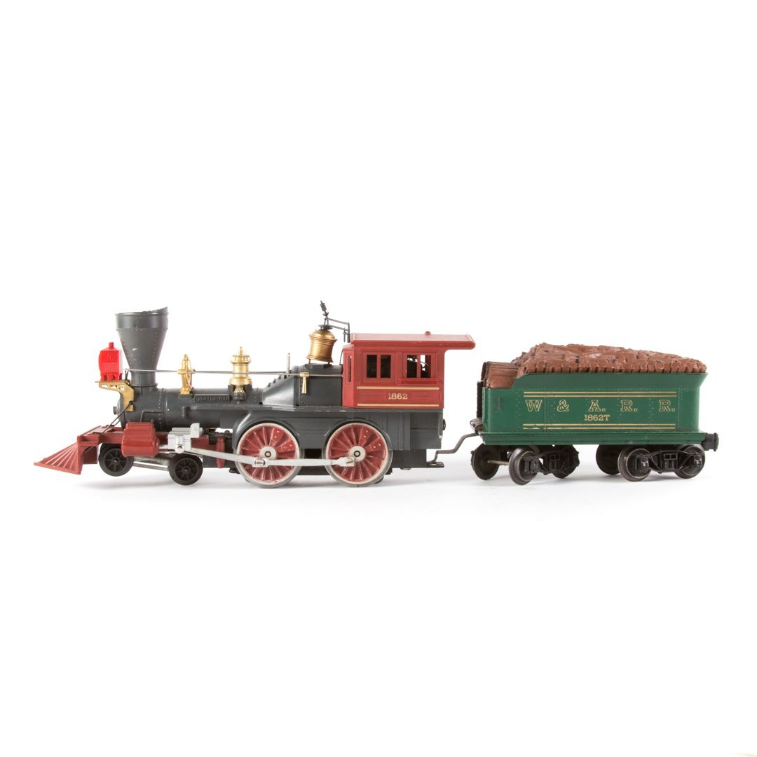 Lionel O gauge #1862 General engine and tender
