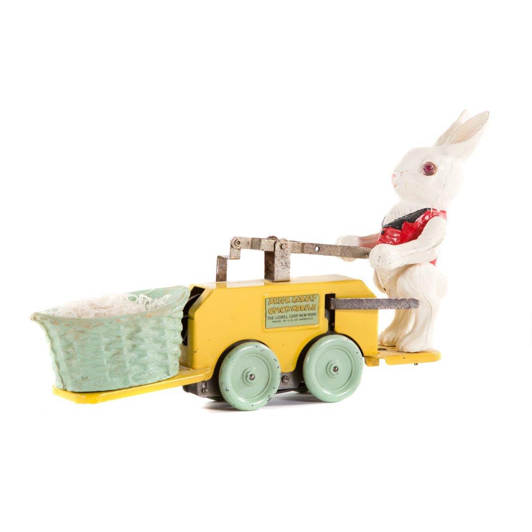 Lionel #1106 Peter Rabbit chick mobile