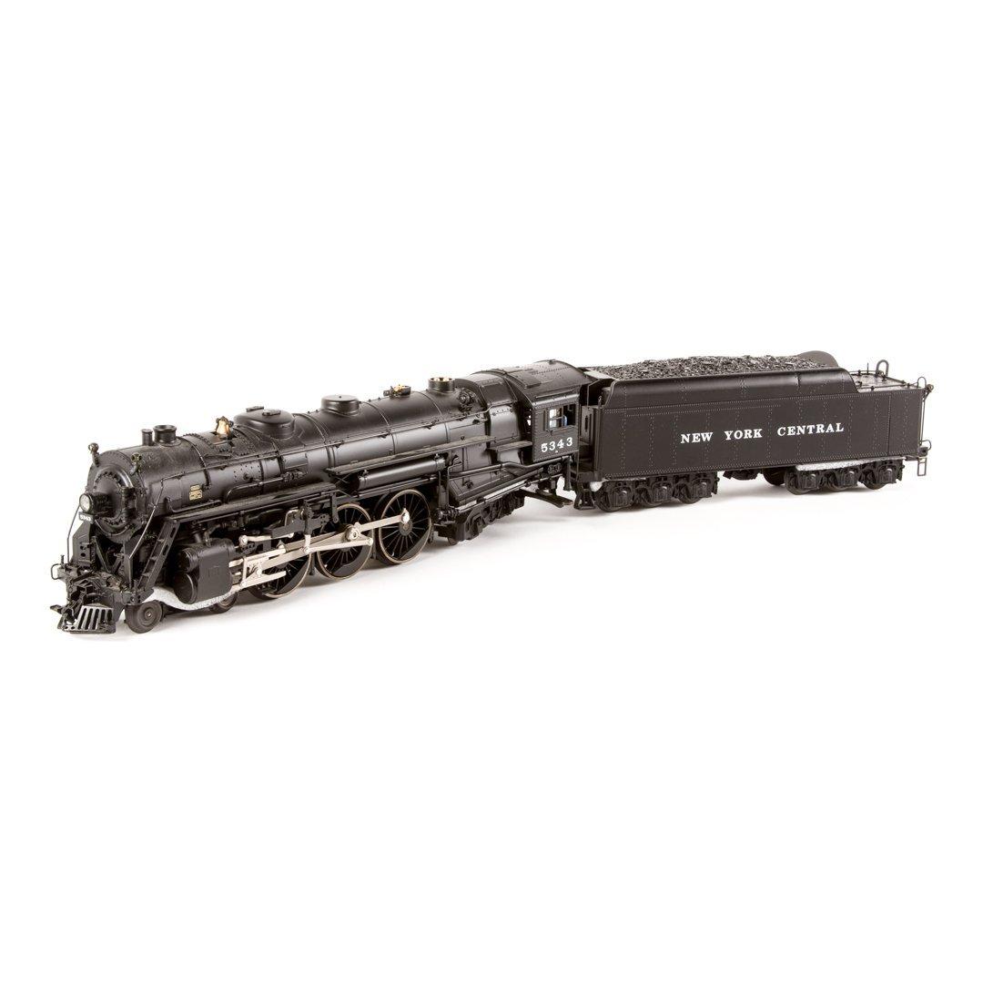 K-Line #3270-#5343 Hudson and tender