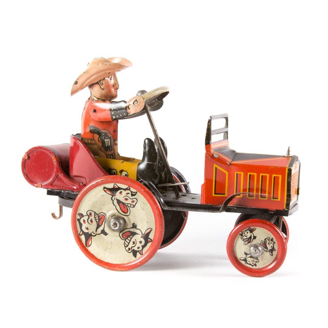 Marx windup Whoopee car