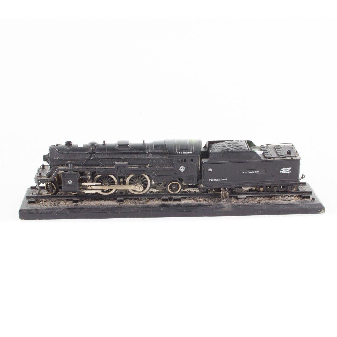 Lionel STD Gauge #392E Engine and Tender