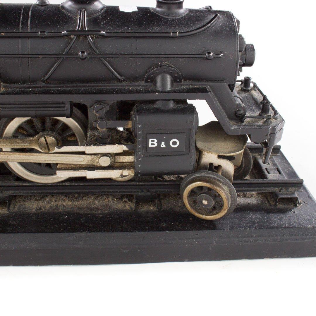 Lionel STD Gauge #392E Engine and Tender - 2