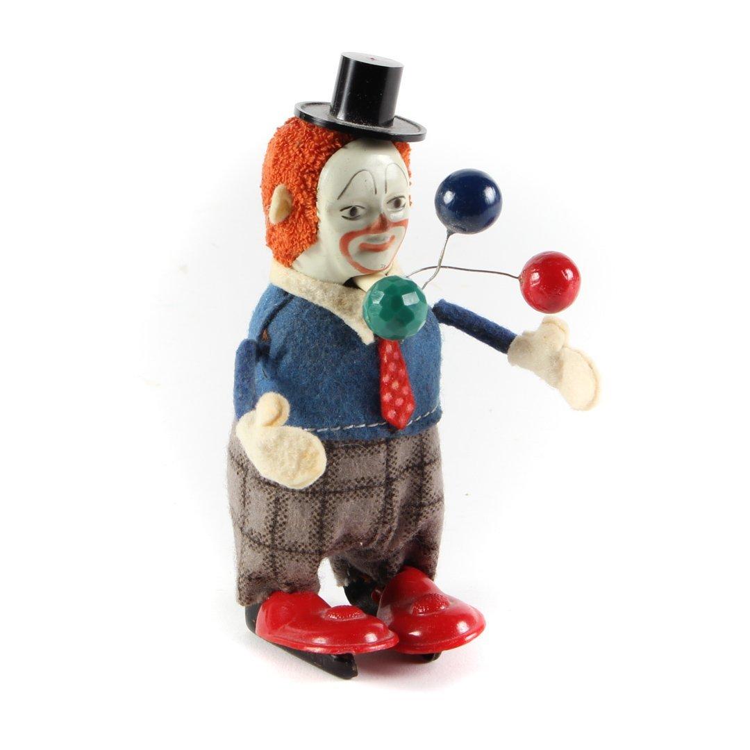 Schuco Solisto Juggling Clown