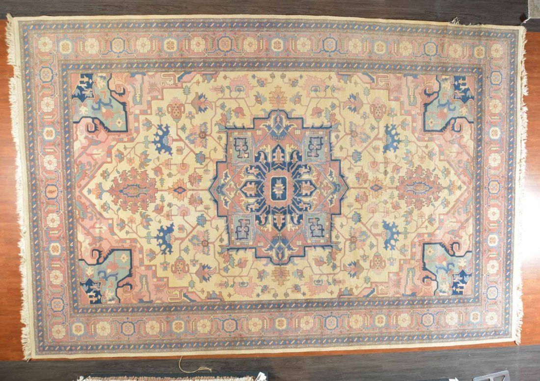 Romanian Serapi carpet, approx. 12.1 x 17.10