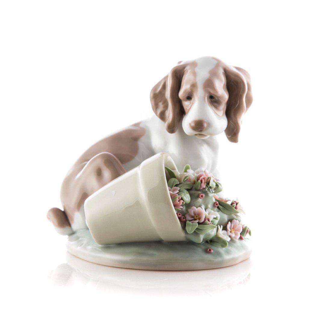 Lladro porcelain figure: It Wasn't Me - 2