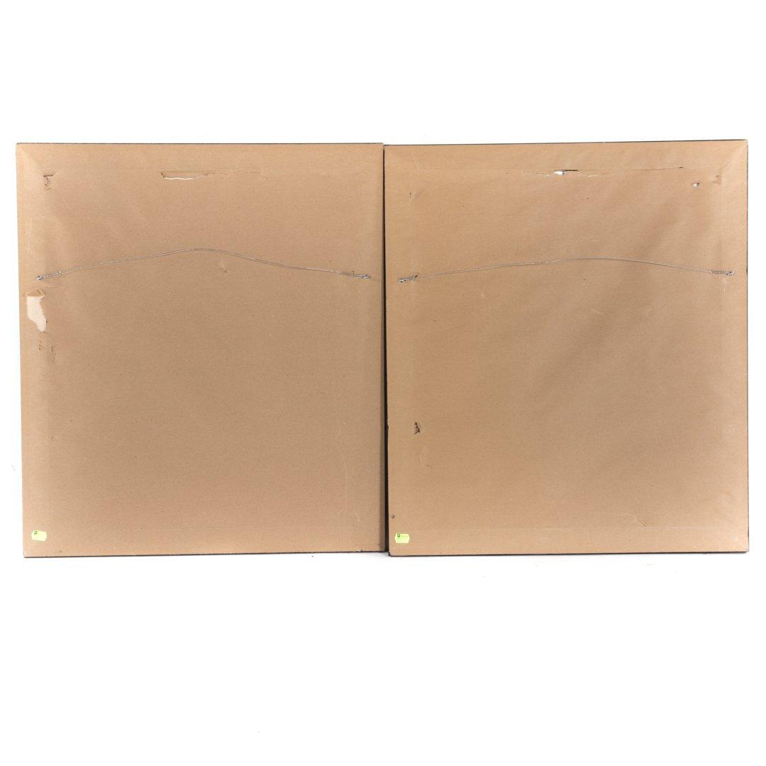 Graciela Rodo Boulanger. Pair of framed lithos - 5