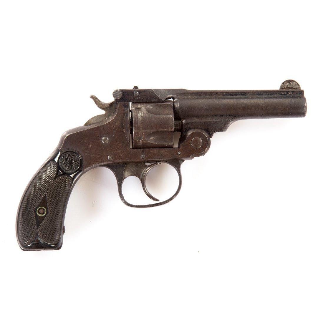 Smith & Wesson 32 caliber revolver