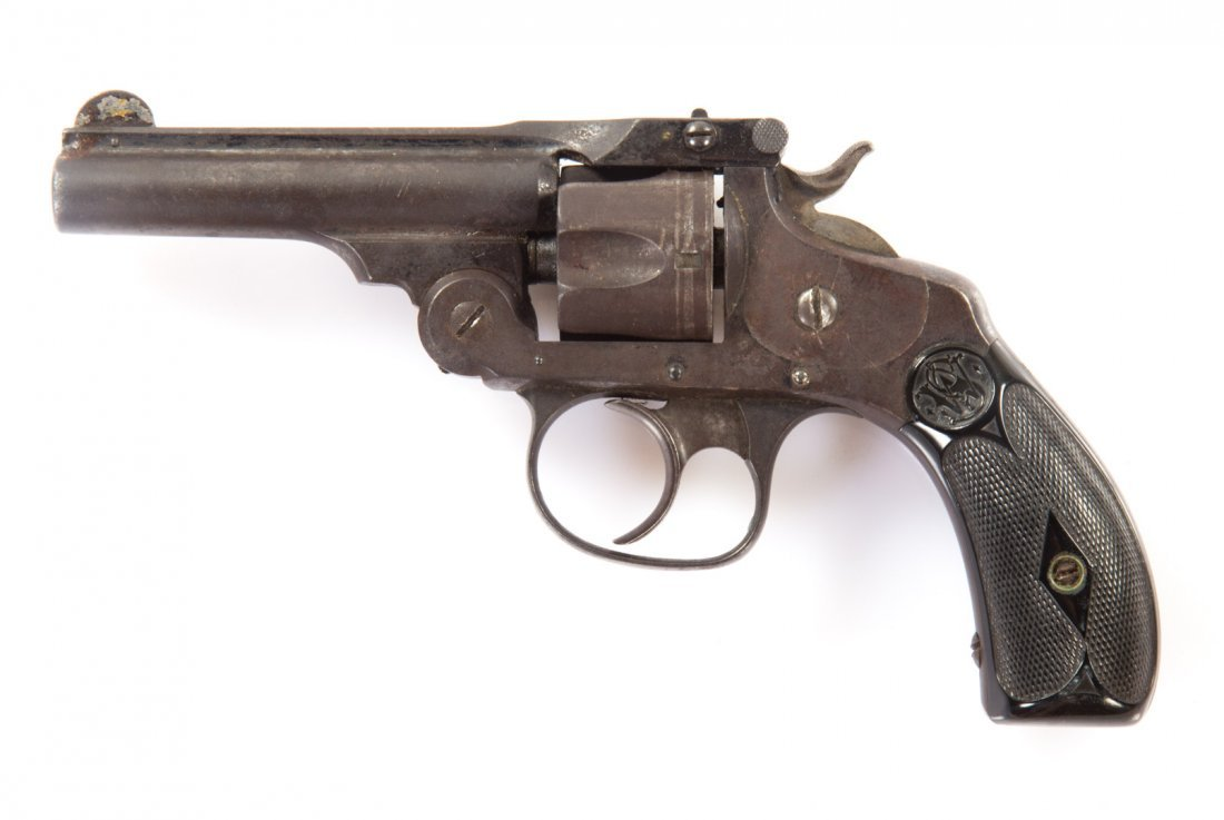 Smith & Wesson 32 caliber revolver - 2