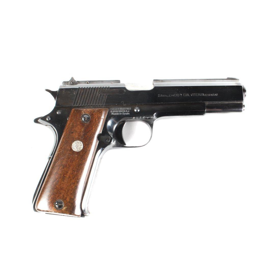 Stoeger Llama 45 caliber semi-automatic pistol