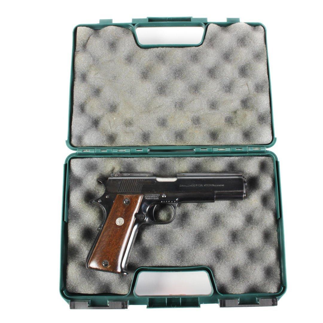 Stoeger Llama 45 caliber semi-automatic pistol - 2