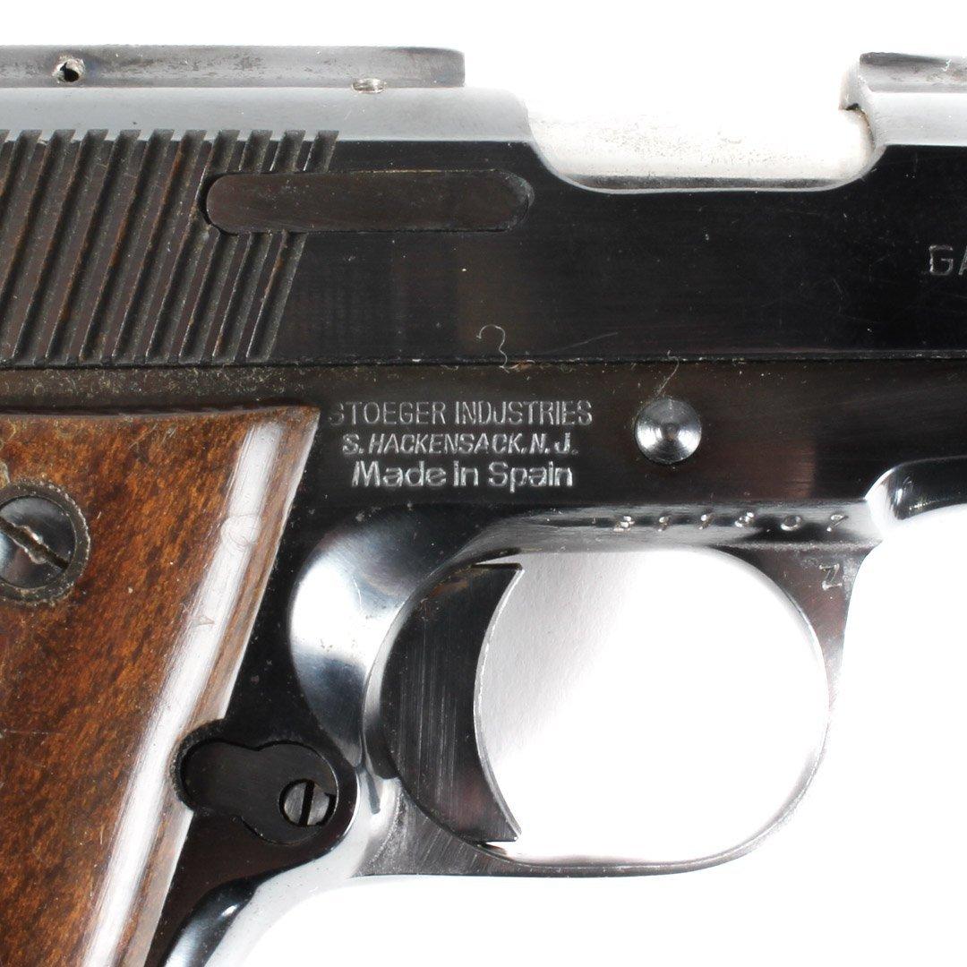 Stoeger Llama 45 caliber semi-automatic pistol - 4
