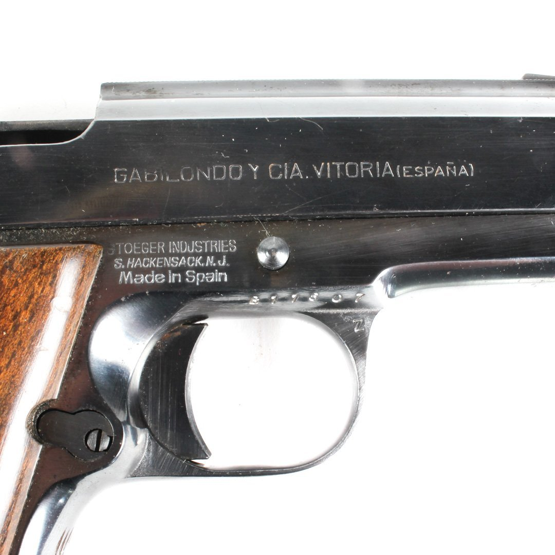 Stoeger Llama 45 caliber semi-automatic pistol - 6