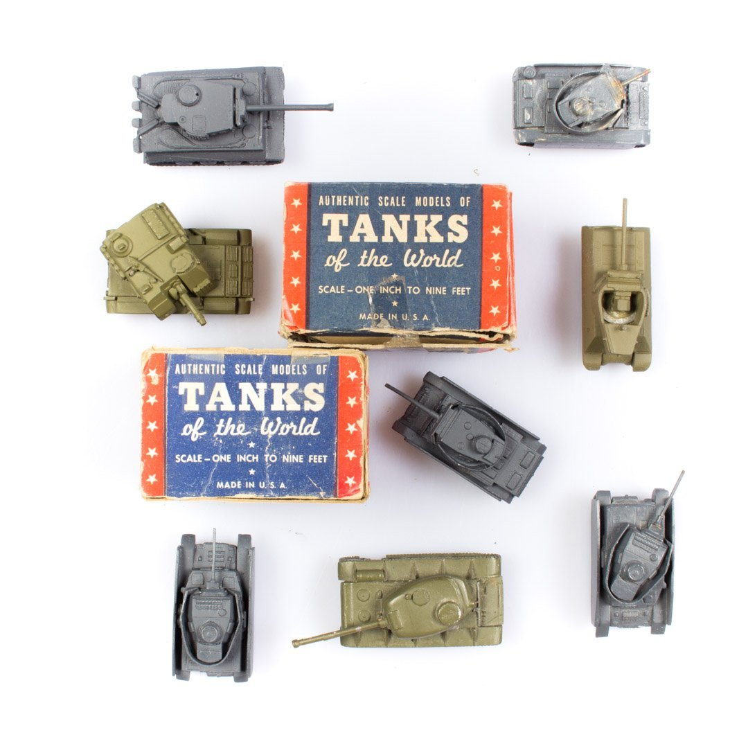 Model Tanks by Comet Metal Products CO. Inc. - 2