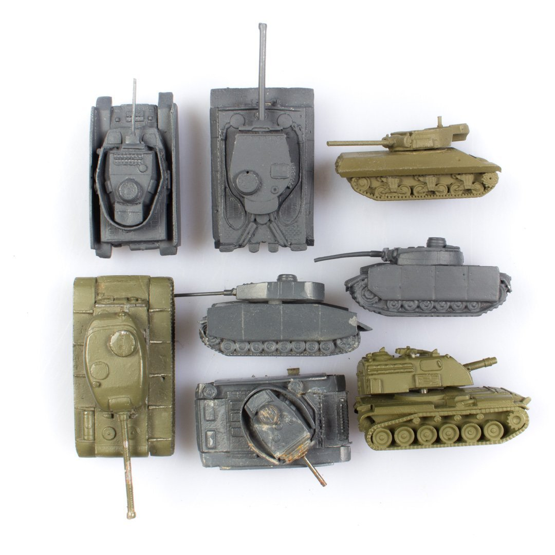 Model Tanks by Comet Metal Products CO. Inc. - 3