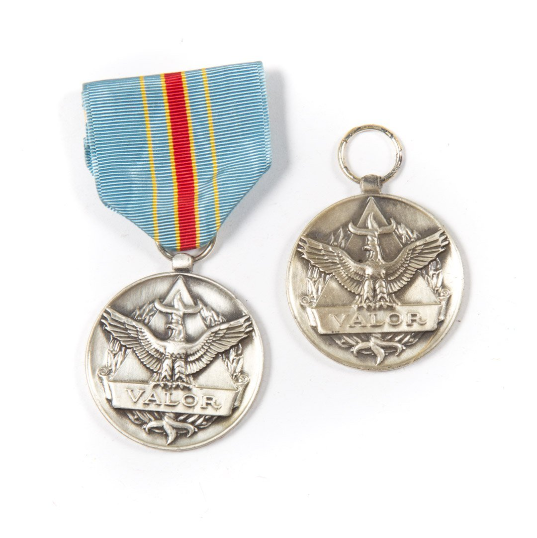 US Air Force Civilian Awards for Valor - 2
