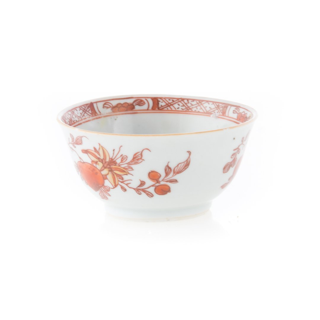 Three Chinese Export porcelain articles - 4