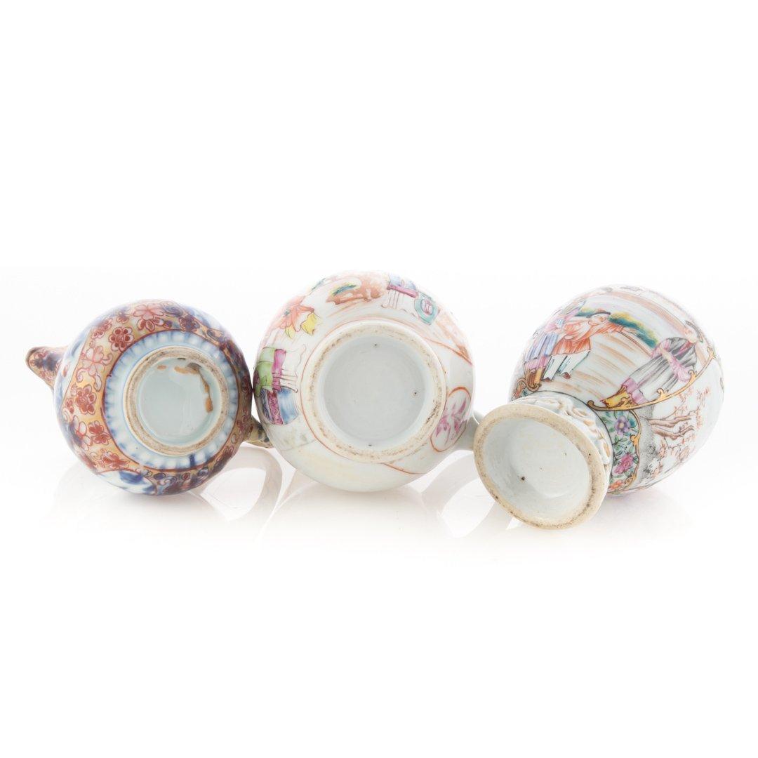 Three Chinese Export Mandarin tea articles - 3