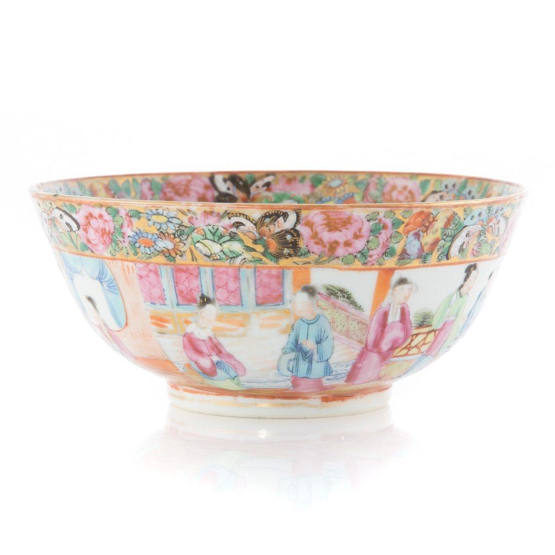 Two Rose Mandarin porcelain articles - 5
